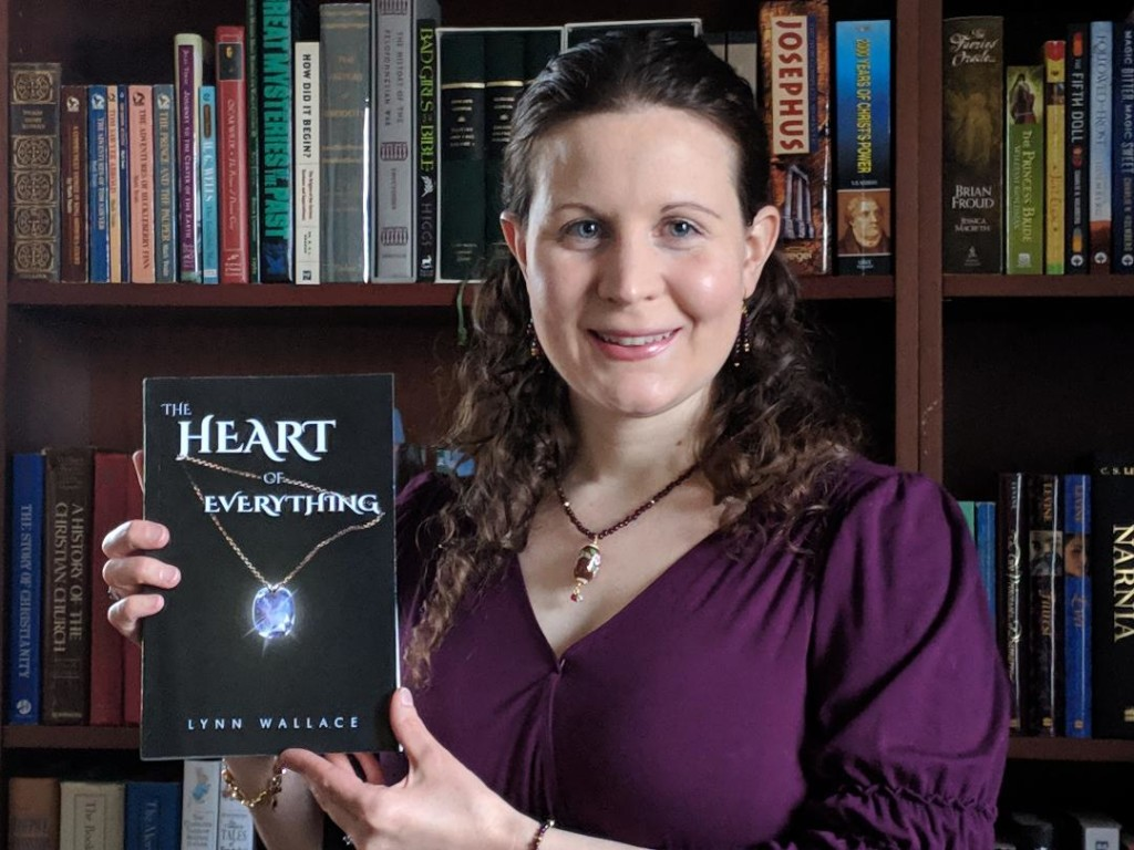 Local author shares new book about a woman's journey to discover her magical origins