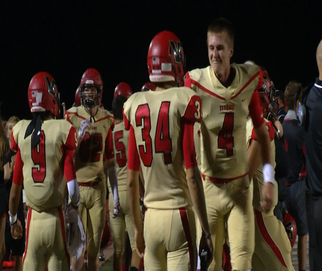 Former East Football Star Gets National College Attention