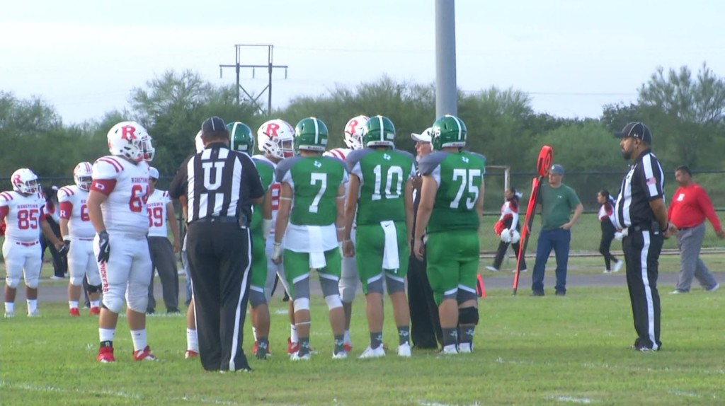 Bloomington falls to Robstown