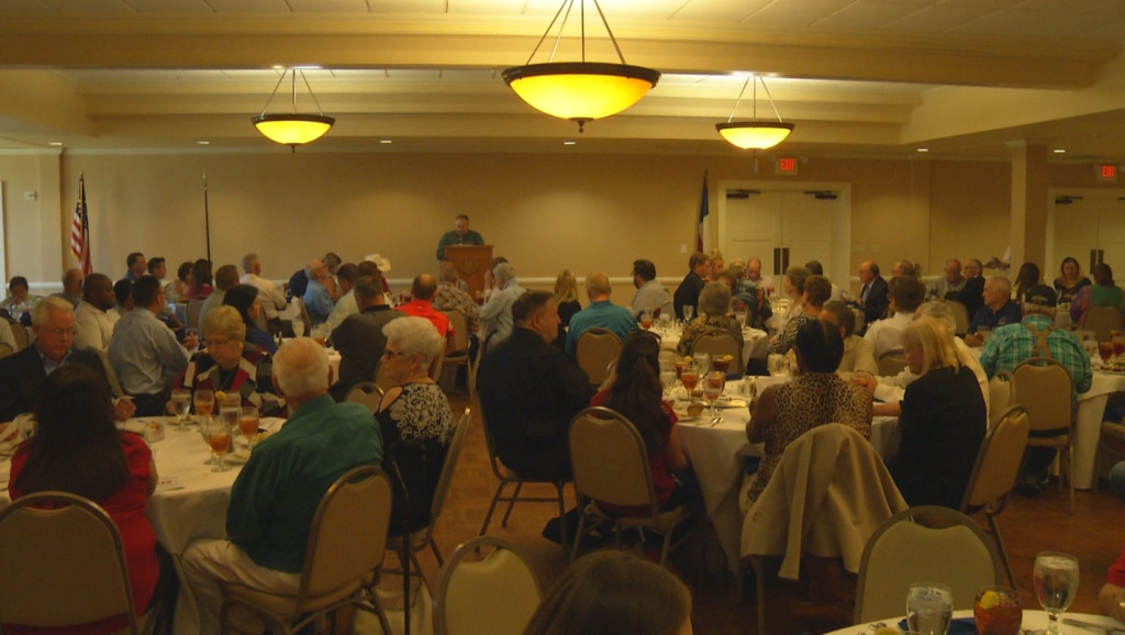Local sponsors of Bluebonnet Youth Ranch Celebrity Golf Tournament remember late Exec. Director
