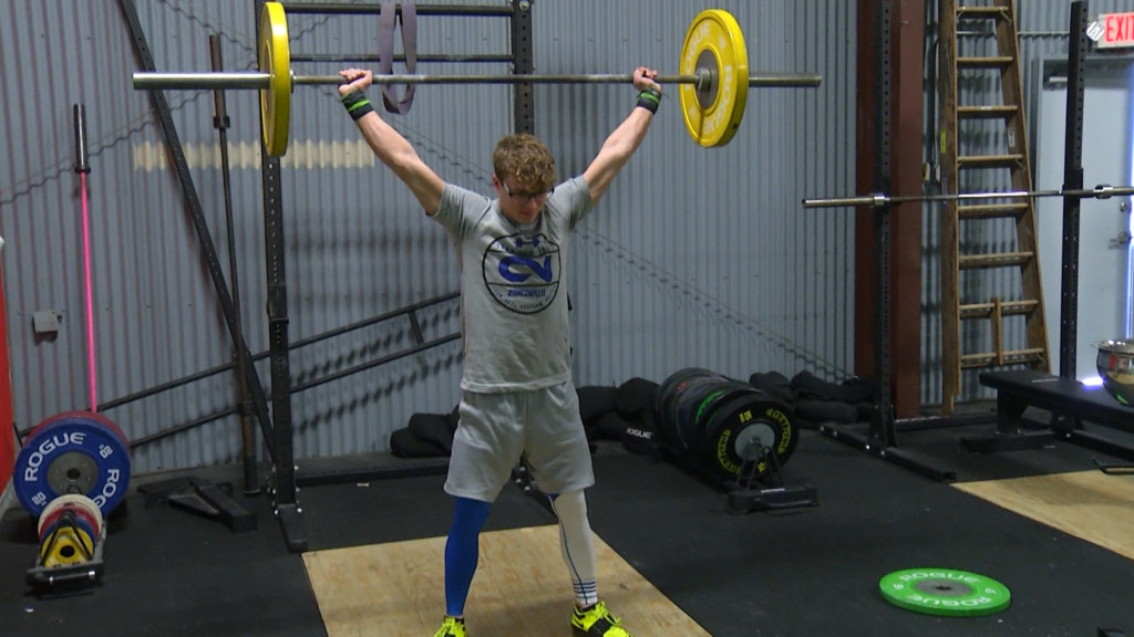 Victoria Powerlifter Does Well At Nationals