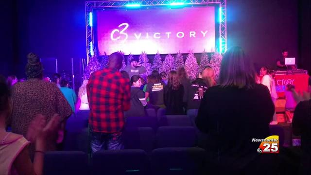 C3 Victory and Be Well Victoria gathered the community together for a concert and tree lighting