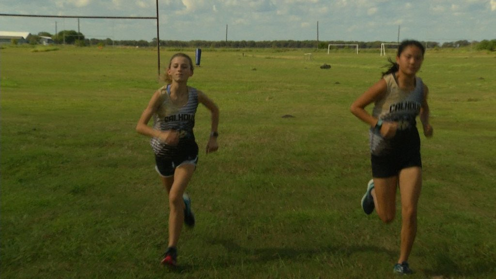 STJ Cross Country Runs At State