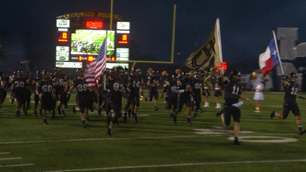 Calhoun Football's Offense Comes Out Fast