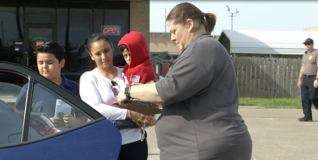 Quality Control provide safety education, free car seats to low income families