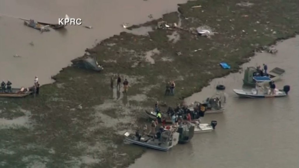 Update: Human body parts found at cargo plane crash site