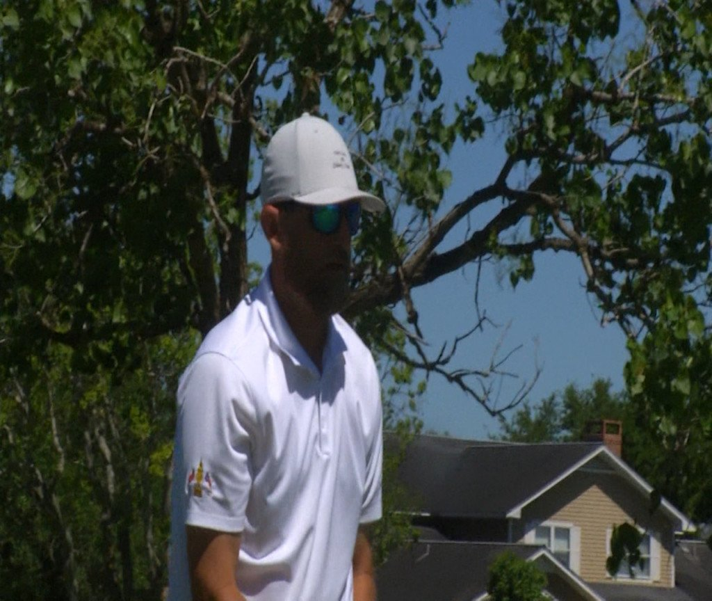 Former Victoria Golf Pro Qualifies For Grand Slam Tourney