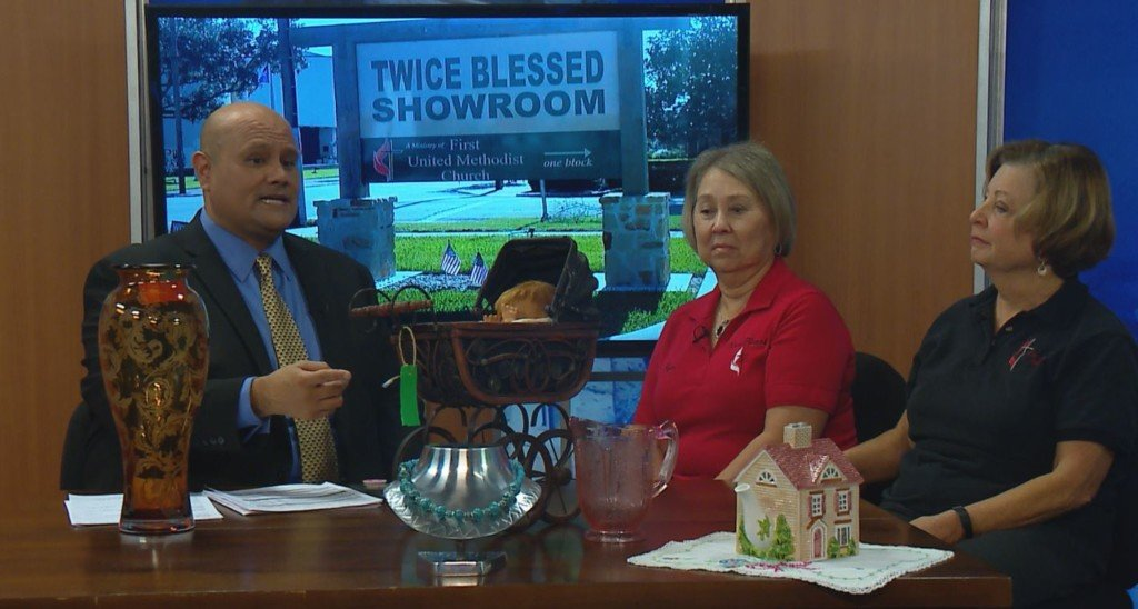 Community Crossroads welcomes Twice Blessed Showroom