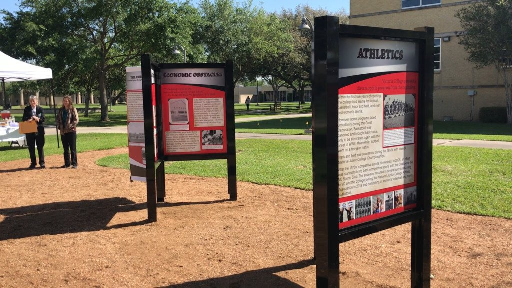 Museum of the Coastal Bend opens new outdoor exhibit