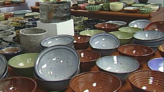 Take a ceramics class at Victoria College this Spring