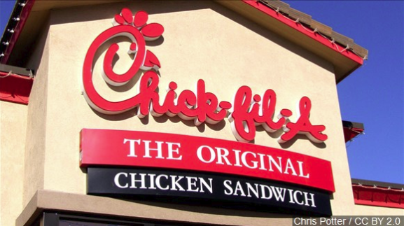 'Chick-fil-A' bill revived in Texas with time running out