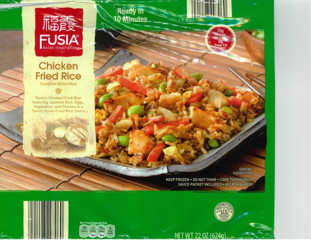 Choice Canning Company, Inc. recalls chicken fried rice products