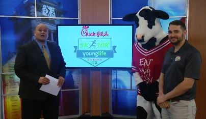Community Crossroads welcomes Chick-fil-A and Young Life