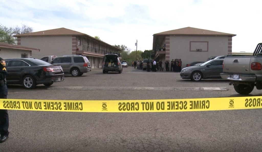 2 charged in Laredo after toddler's body found in bucket of acid