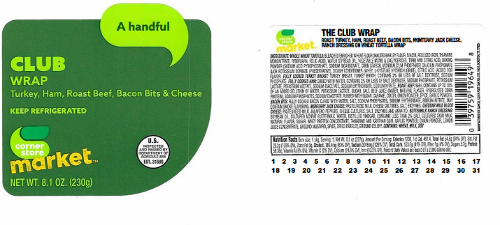 Houston company recalls some meat, poultry, salad items