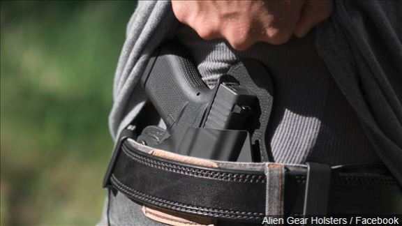 Sens. Cruz, Cornyn file Concealed-Carry Reciprocity Bill