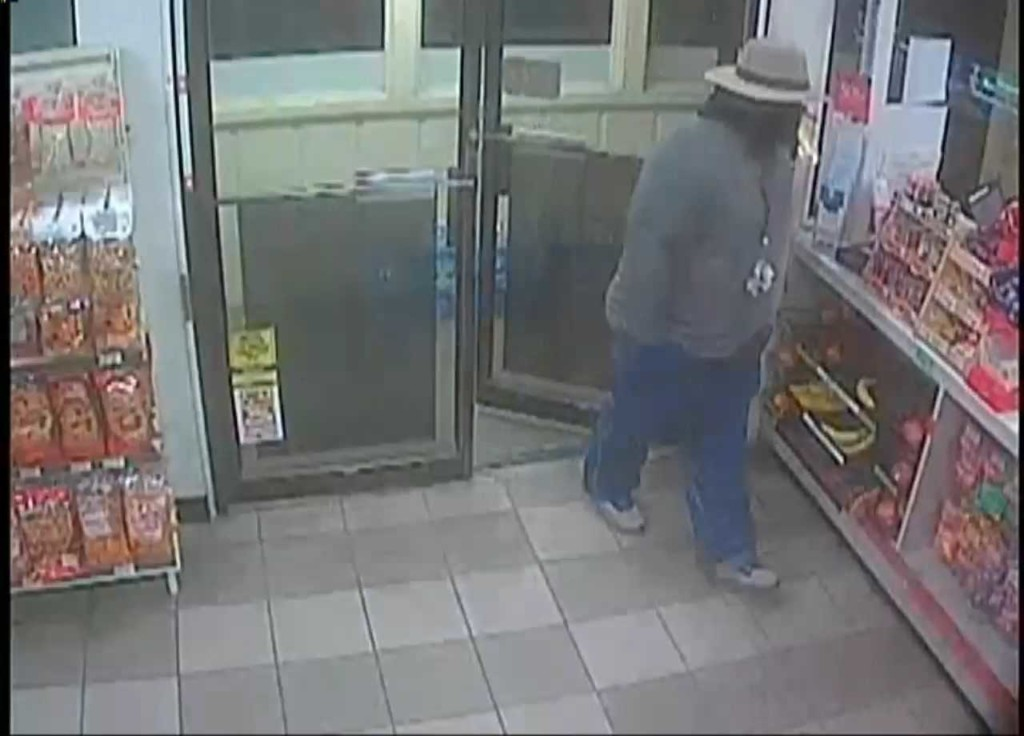 VCSO, Crime Stoppers investigating convenience store robbery