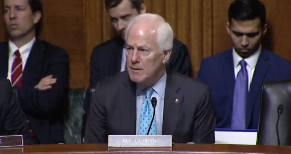 Cornyn: Latest border data confirms a crisis