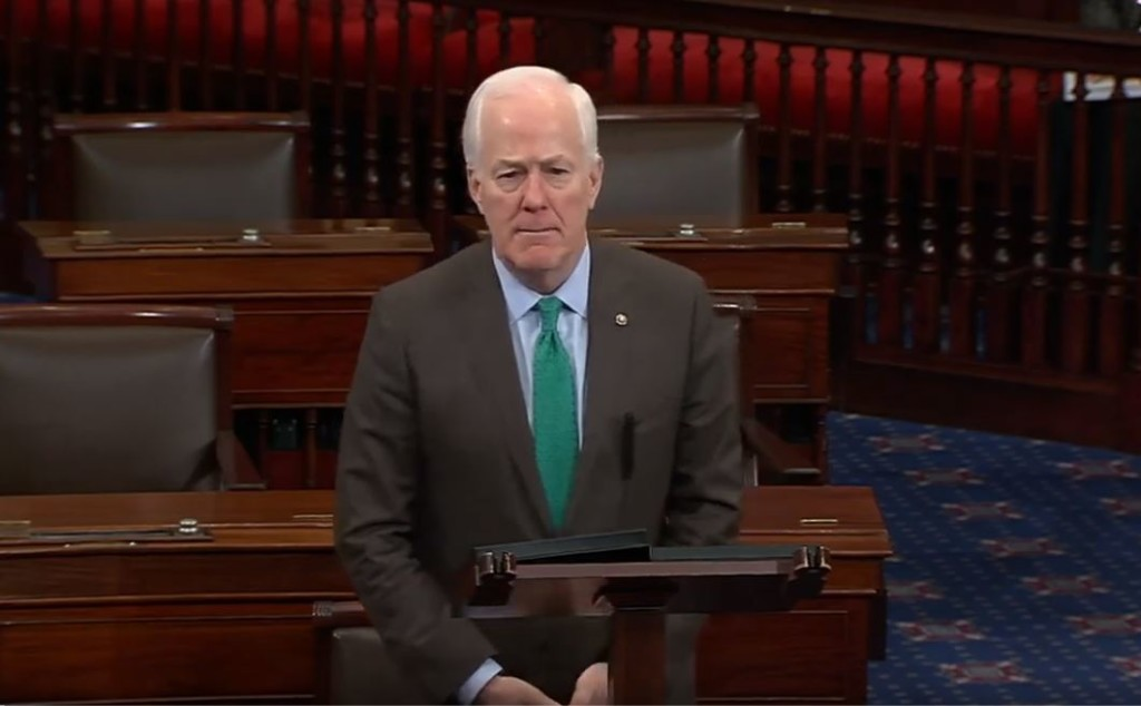 New Cornyn, Peters bill will usher in new era of space exploration