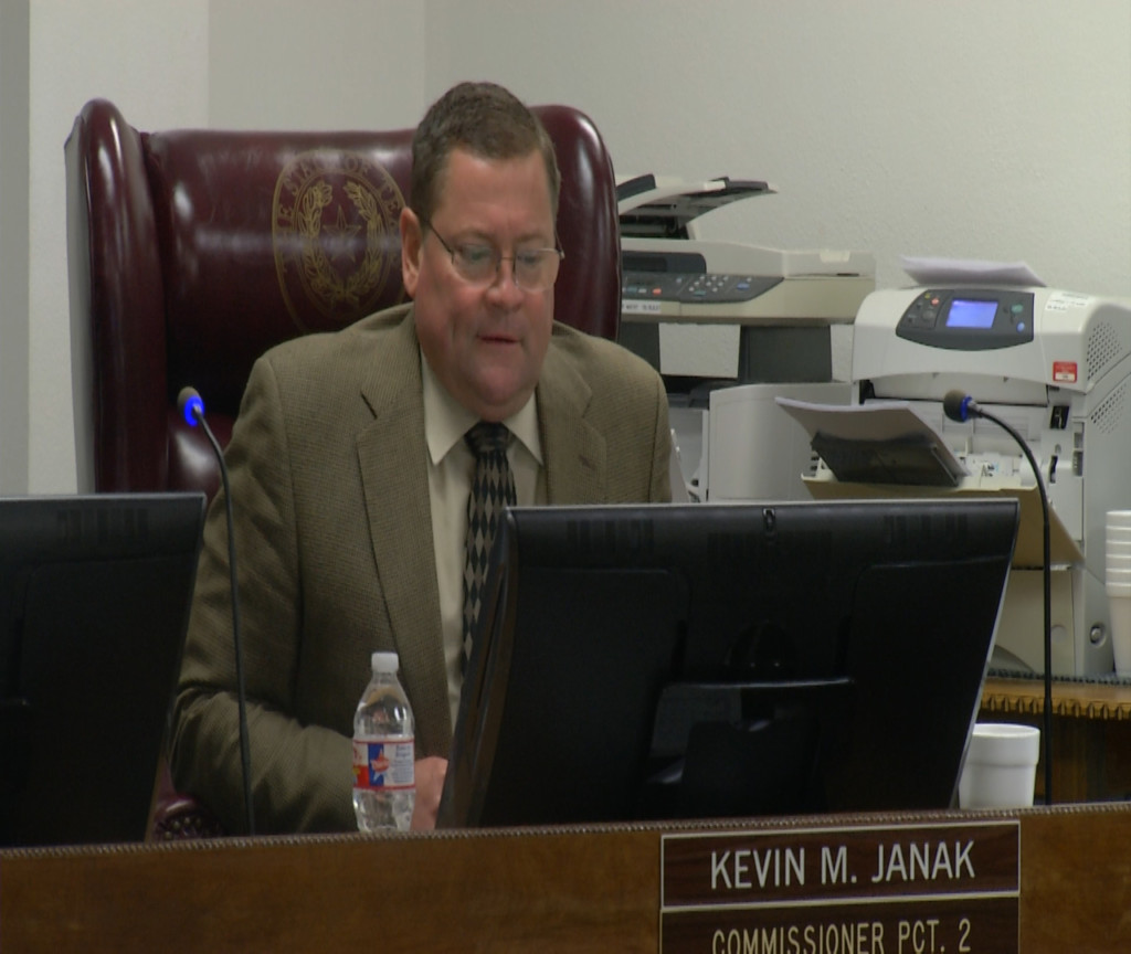 Victoria County elect Commissioner to Judge Pro Tem role