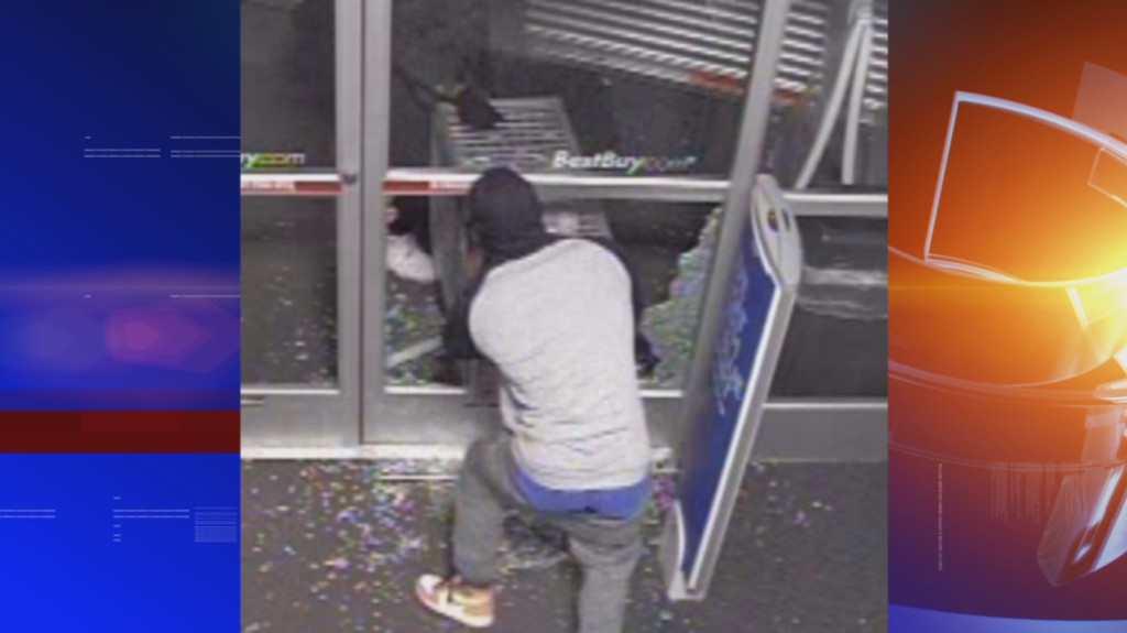 Crime Stoppers searching for burglary suspects
