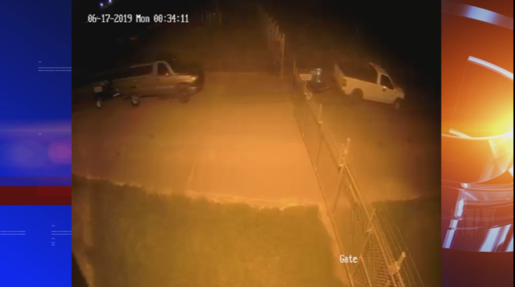 Victoria Crime Stoppers is seeking information regarding a felony theft