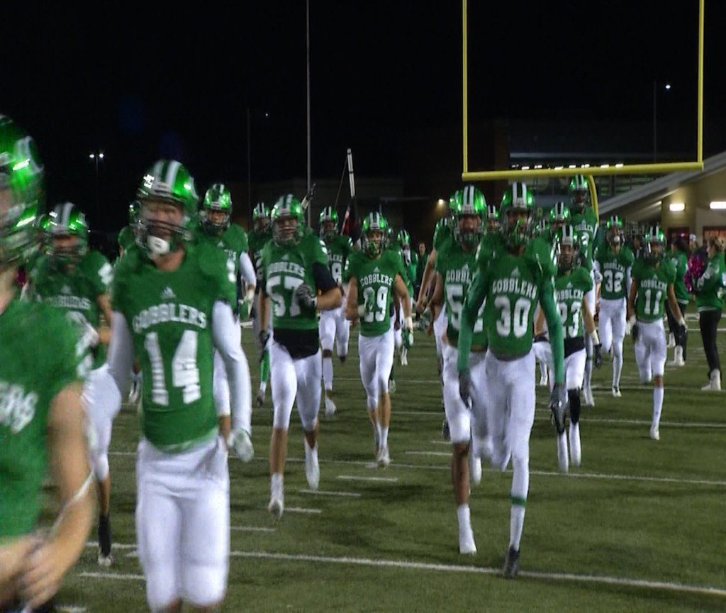 Cuero Football Player Visits Friday Football Fever