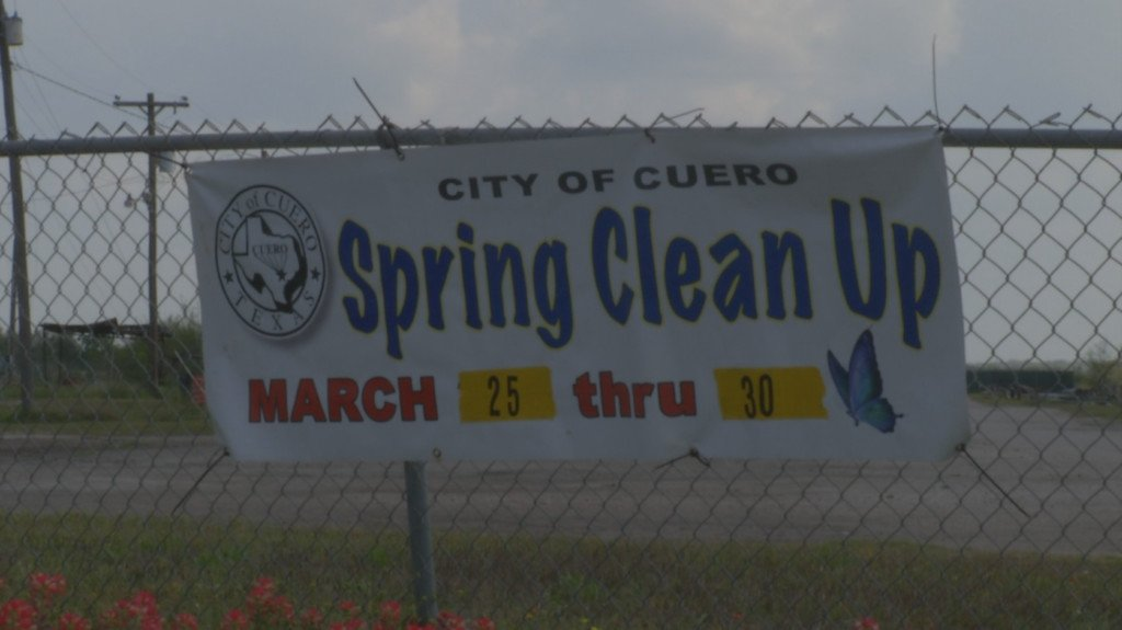 Get rid of your unwanted waste in Cuero for free