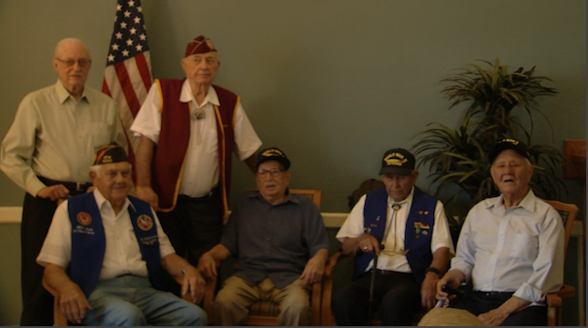 Victoria WWII vets gather to remember D-Day
