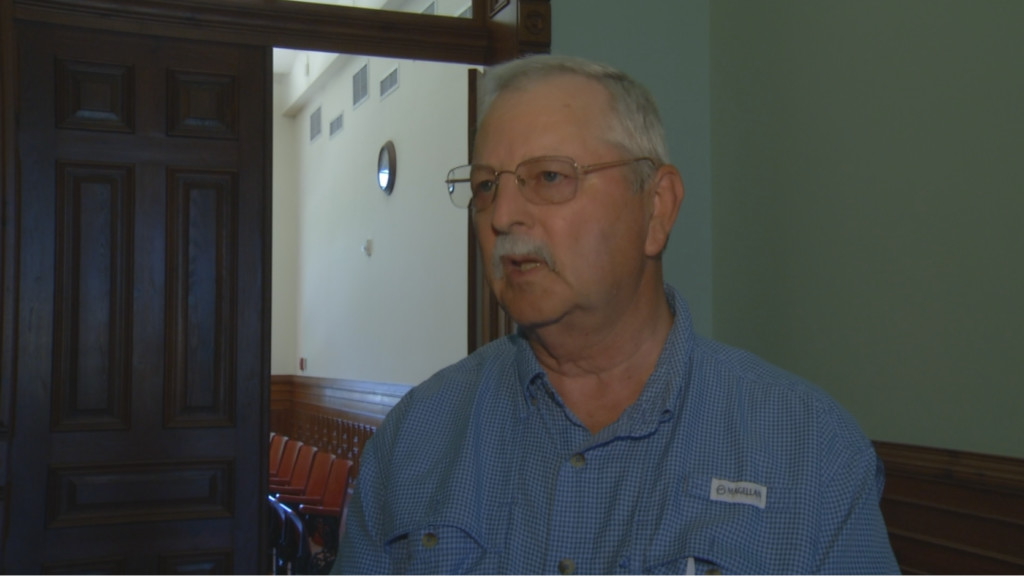 DeWitt County precinct 2 Constable to retire after 14 years