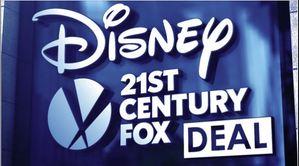 Fox-Disney Merge to be completed tonight, a new era dawns for Hollywood