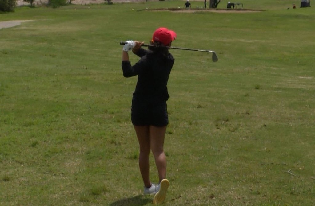 Victoria West places second at the golf tournament