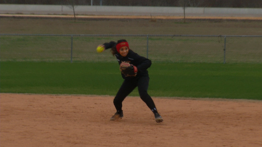 East Softball Star Signs With College 4-17