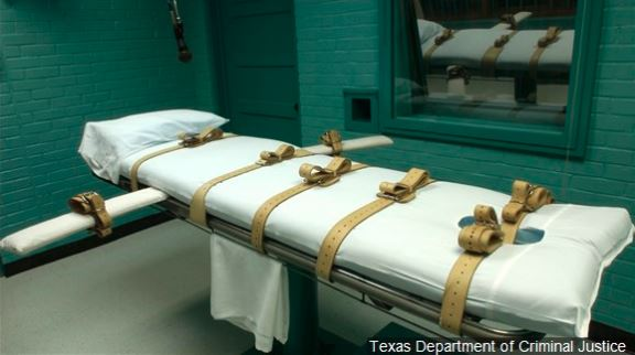 Chaos erupts, 2 arrested during Texas execution