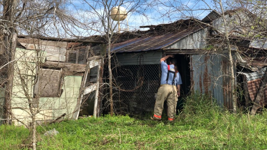 Spontaneous combustion to blame for storage shed fire in Bloomington