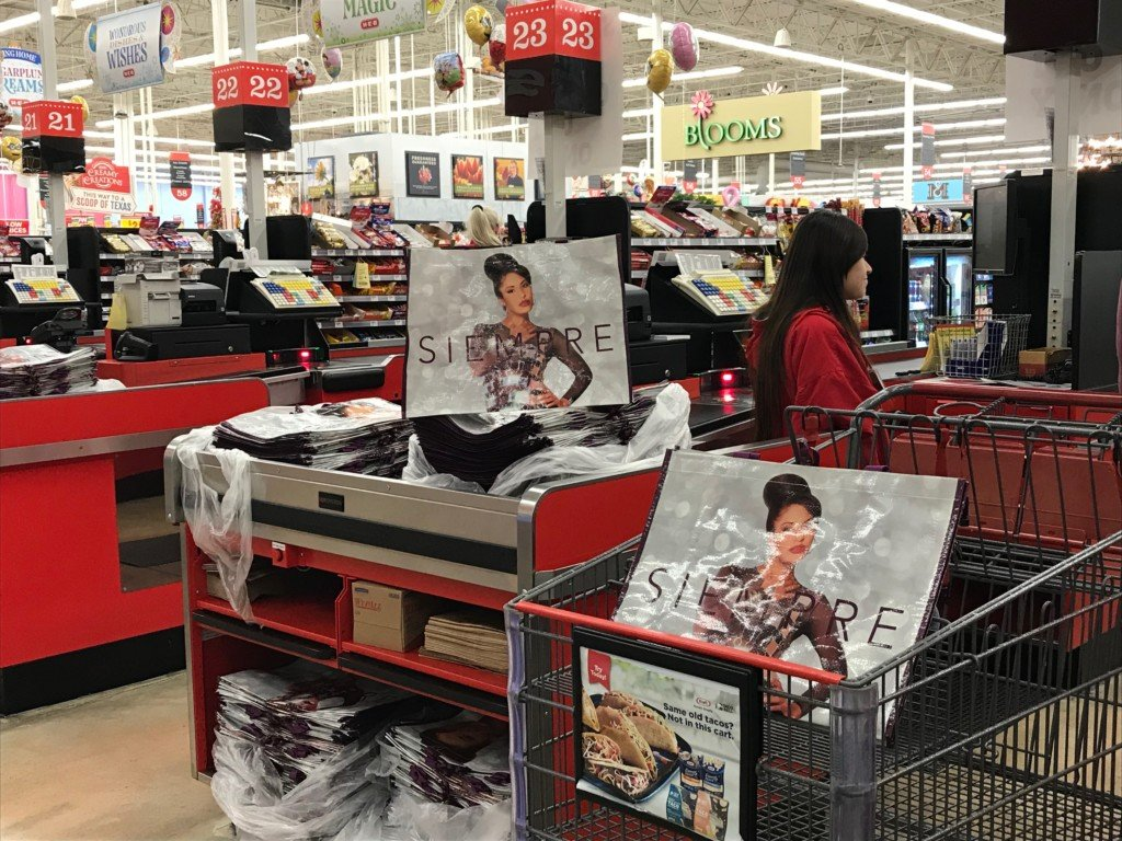 HEB Selling Limited Edition Selena Bags