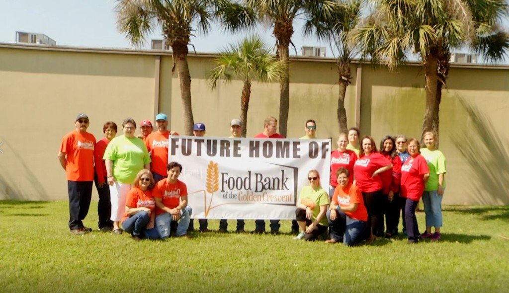 Food Bank of the Golden Crescent working to expand