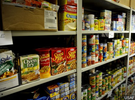 Ammonia leak prompts food bank to dump 1.8M pounds of food
