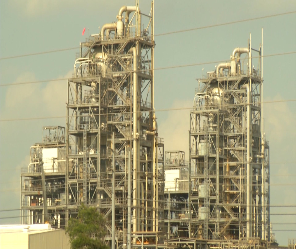 Calhoun County Commissioners approve tax abatement for Formosa Plastics