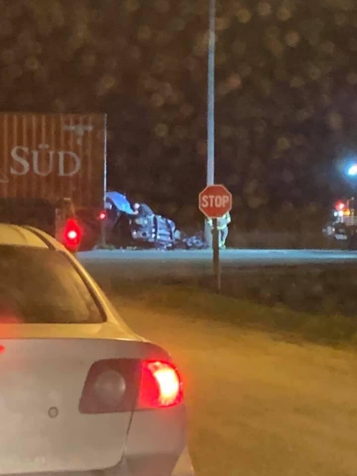 Three separate wrecks leave one in hospital, cause major delays