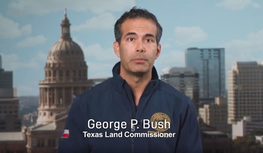 Cmr. George P. Bush to visit Victoria and Rockport, meet first residents with homes being rebuilt