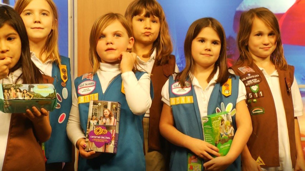 Girl Scouts of Greater South Texas preparing for their 2019 summer camp