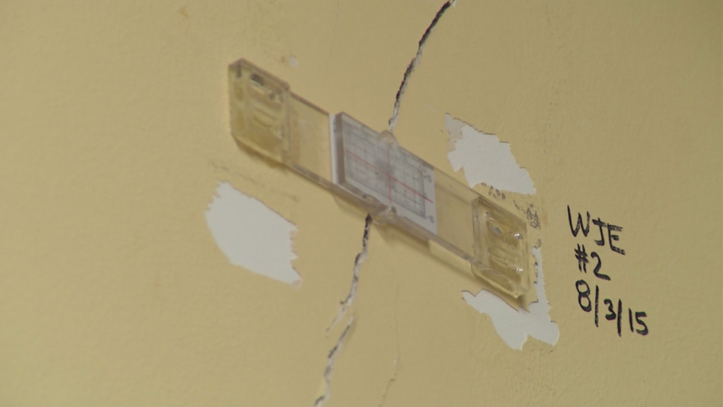 Goliad County courthouse getting much needed repairs