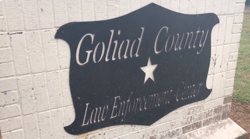 Goliad county jail non-compliant for 2018 jail report