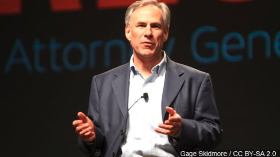 Texas governor sees school safety as a top issue