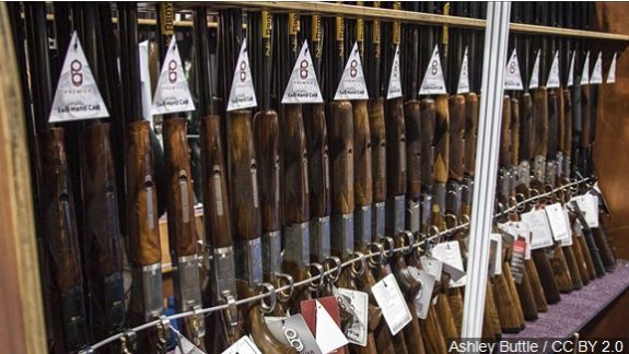 Texas approves safe gun storage campaign over NRA objections