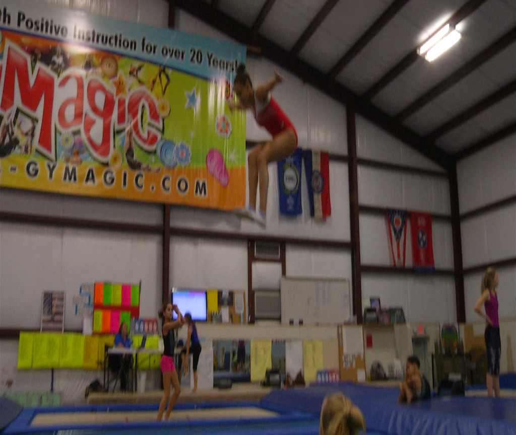 Two Local Gymnasts Head To Japan 11/28