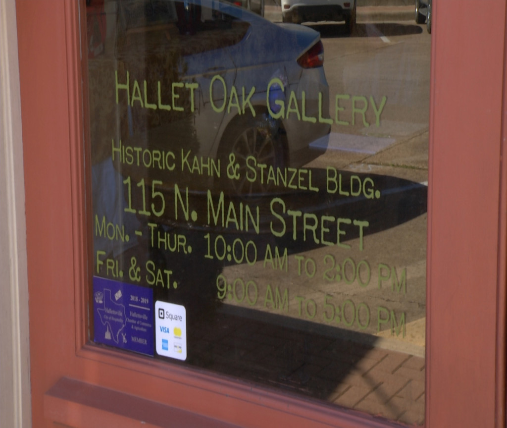 Hallet Oak Gallery seeks auction donations for yearly fundraiser