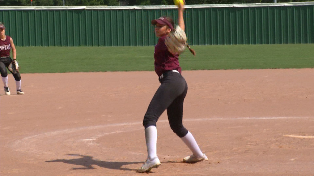 Hallettsville Softball Players Get State All-Tourney Honors