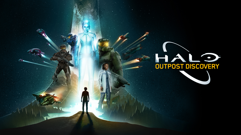 Halo: Outpost Discovery brings the Halo video game universe to life